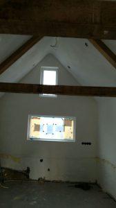 Eindresultaat plafond