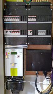 Installatie meterkast